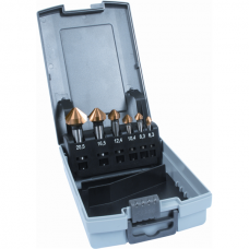 Countersink Set 90° DIN 335C HSS-TIN